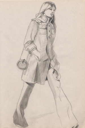 coat illustration