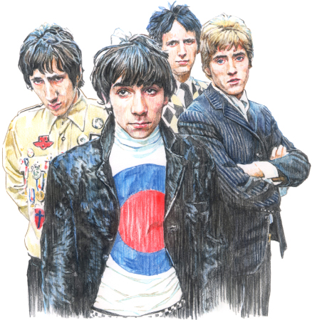 the who illustration